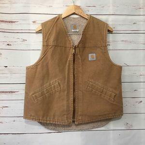 Vintage Carhartt vest USA made